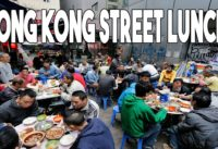 Hong Kong Street Food Hopping with Debbie Wong!  Best Street Food Experience!