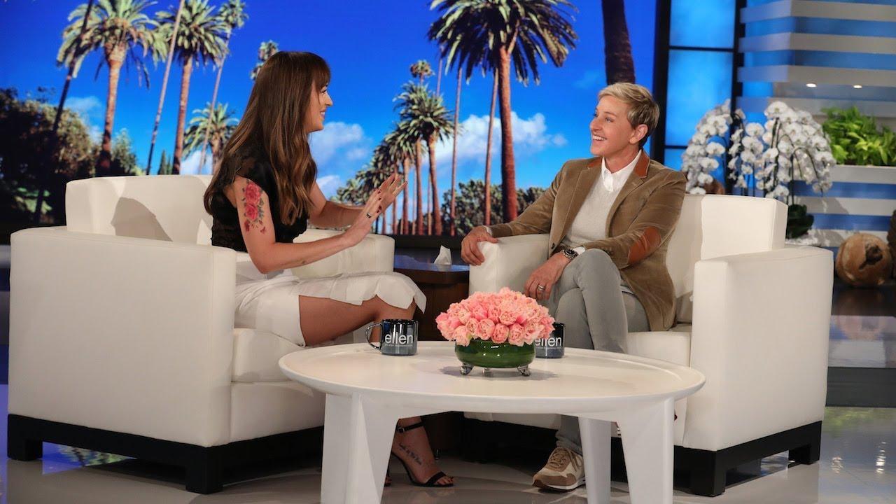 Chris Hemsworth Was Too Distracting for Dakota Johnson