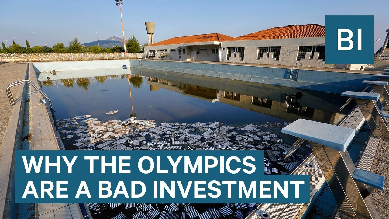 The Olympics Are A Terrible Investment For The Host City — Here's Why