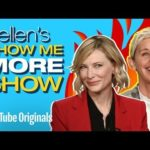 Cate Blanchett and Ellen Answer Ellen's Burning Questions