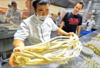 Chinese Street Food HAND PULLED Noodle Tour in Xi'an, China - EXTREMELY SATISFYING