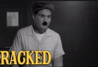 Last Guy to Wear a Hitler Mustache in America | Stuff That Must Have Happened