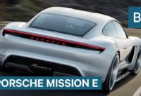 Porsche's stunning Tesla rival will arrive in 2019 and cost $85,000