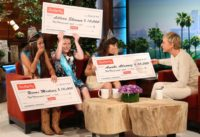 Ellen Meets Three Inspiring Homecoming Queens