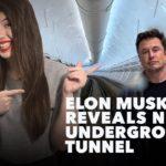 Musk's New Underground Tunnel Revealed!