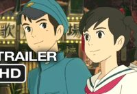 From Up On Poppy Hill Official US Release Trailer #1 (2013) - Hayao Miyazaki Movie HD