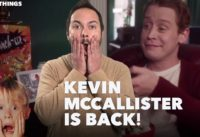 Kevin McCallister Is Back!