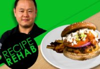 A Flavor Fueled Turkey Burger I Recipe Rehab I Everyday Health