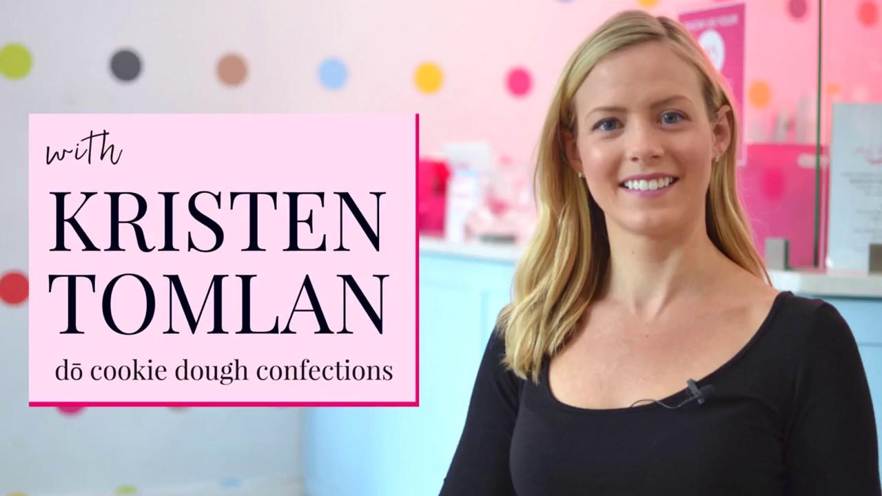 How Kristen Tomlan Became the Cookie DŌ Cookie Queen