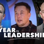 The Year in Leadership