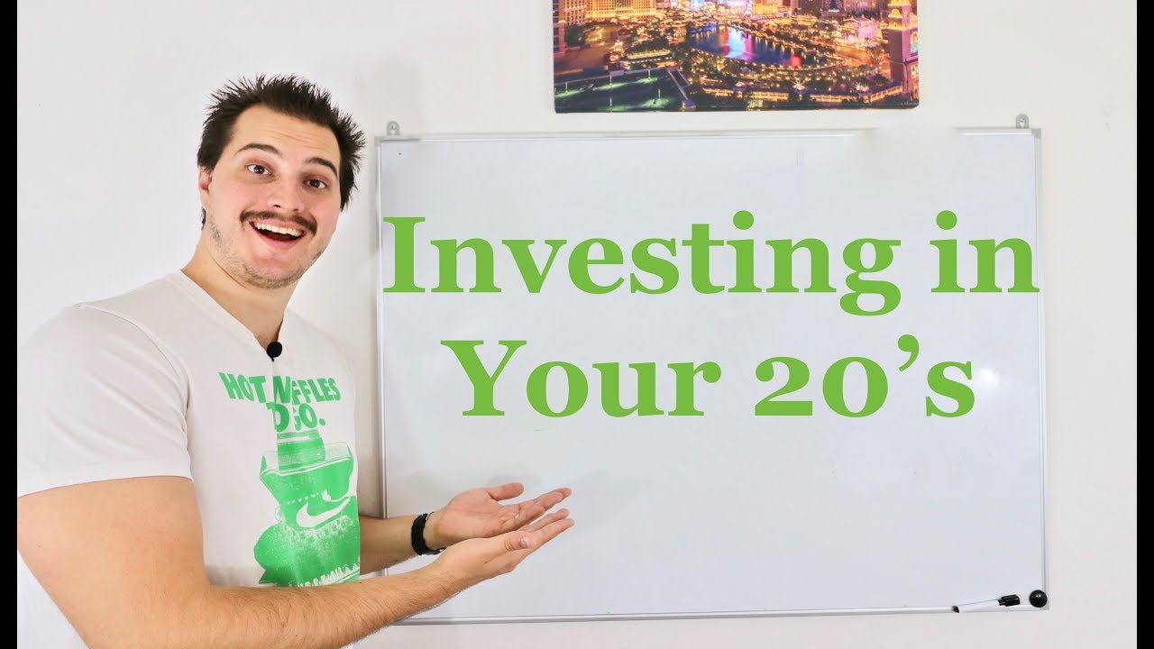 How to Invest in Your 20's