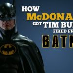 How McDonald's Got Tim Burton Fired From Batman - Junk History (Batman Returns, Happy Meals Toys)