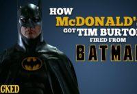 How McDonald's Got Tim Burton Fired From Batman - Junk History (Batman Returns, Happy Meals Toys)