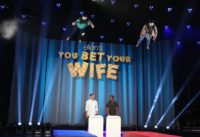 Ellen's New Game, 'You Bet Your Wife'