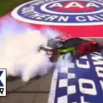 "Radioactive: Auto Club 400 - ""Yeah, I'm done racing this (expletive)."" 