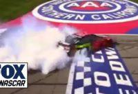 "Radioactive: Auto Club 400 - ""Yeah, I'm done racing this (expletive)."" | NASCAR RACE HUB"