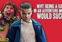 Why Being a Kid In An Adventure Movie Would Suck - Obsessive Pop Culture Disorder
