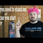 How To Stand Out on YouTube (And in Life) #SocialSunday
