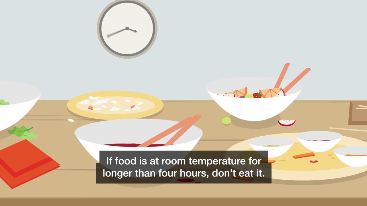Eat Food Safe