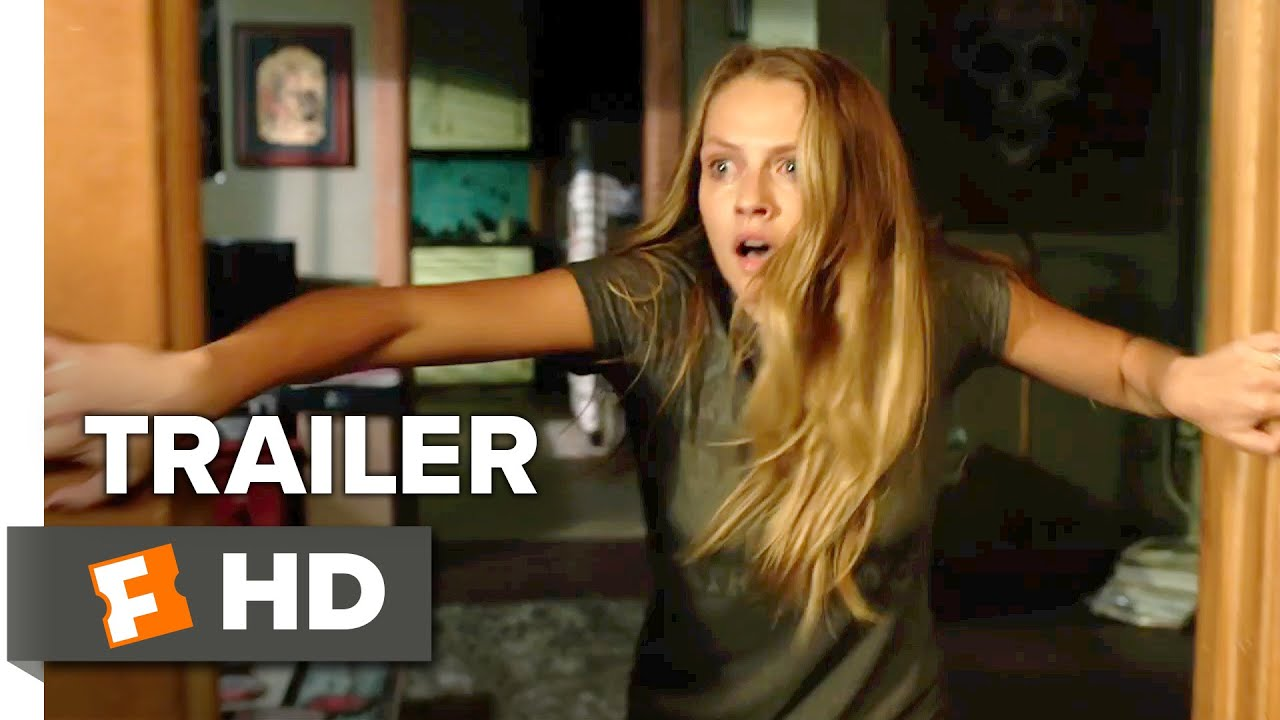Lights Out Official Trailer #1 (2016) - Teresa Palmer Horror Movie HD