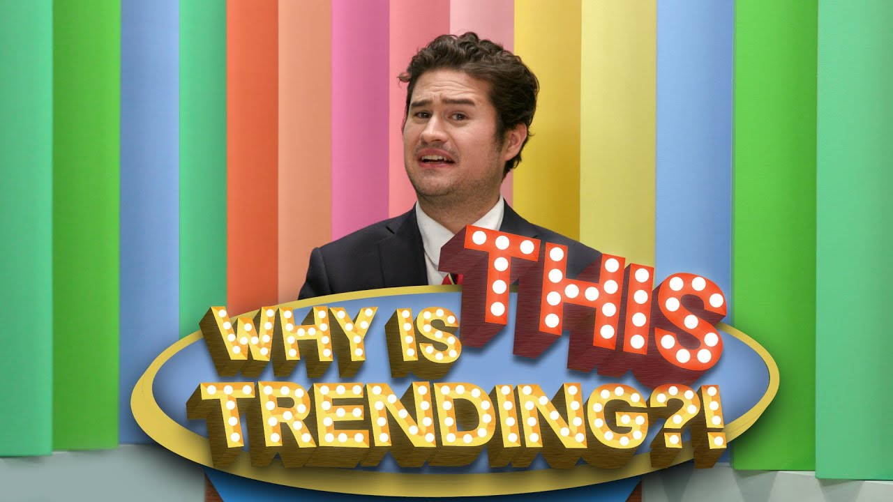 Oh No. Why is THIS Trending?!