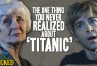 The One Thing You Never Realized About 'Titanic'