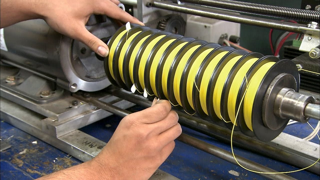 Fishing Line | How It's Made