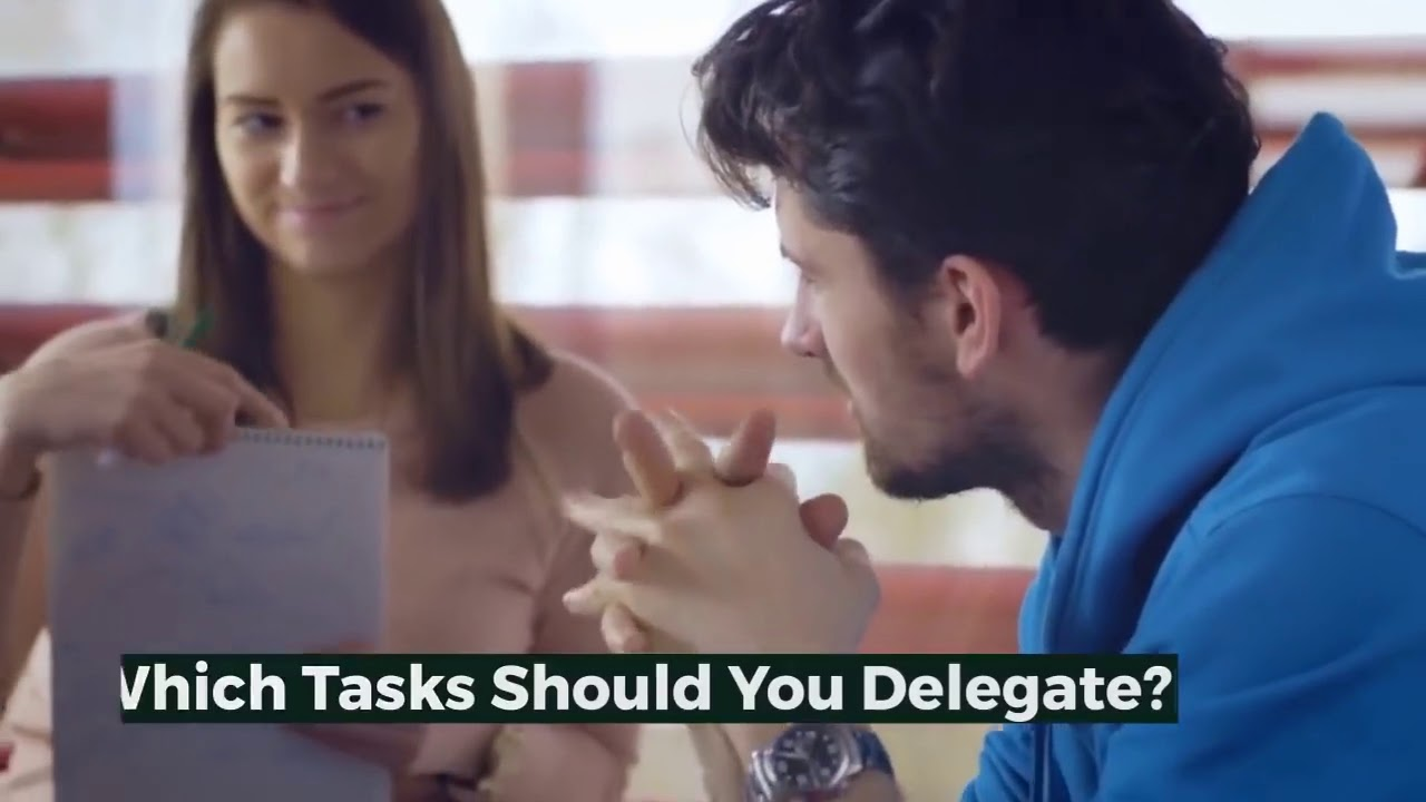 3 Reasons You Need to Delegate More