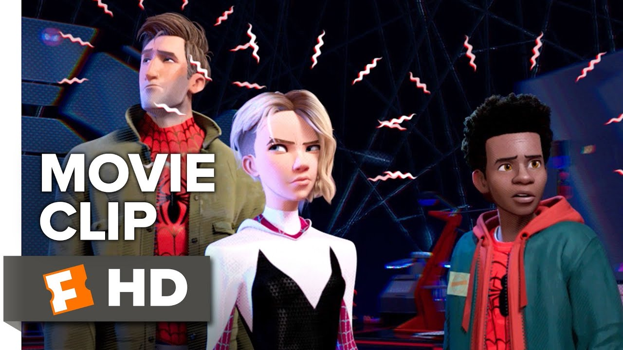 Spider-Man: Into the Spider-Verse Exclusive Movie Clip - Other Spider People (2018) | Movieclips