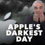 Apple's Darkest Day in the iPhone Era