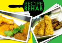 Healthy Fish & Chips I Recipe Rehab I Everyday Health