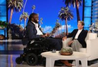Ellen's Incredible Surprise for 'Amazing Emeka'