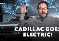 Cadillac Goes Electric!