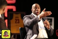 Best Magic Johnson Interview on Entrepreneurship