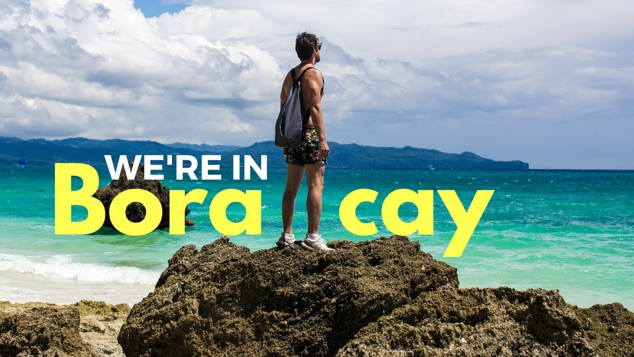 We're in Boracay - The Philippines Vlogs