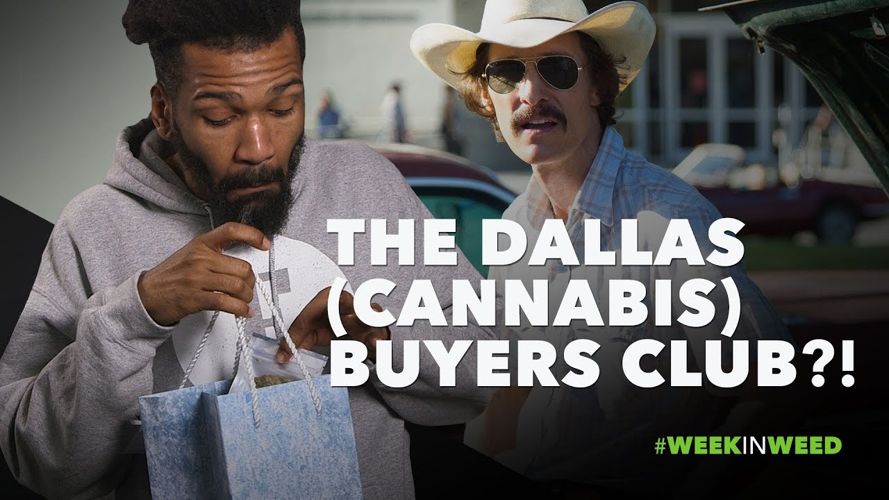 This Week in Weed: The Dallas Cannabis Club??
