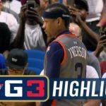 Trilogy vs 3s Company   BIG3 HIGHLIGHTS