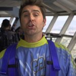 """THRILL FACTOR: Kari Byron & Tory Belleci Free Fall 108 Stories off the Stratosphere"""