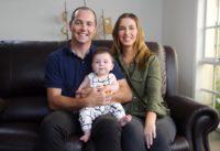 Immunisation - Caitlin and Liam