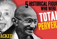 5 Famous Historical Figures Who Were Total Perverts - The Spit Take
