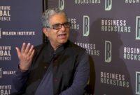 Dr. Deepak Chopra - Staying Focused in Business
