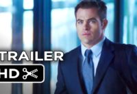 Jack Ryan: Shadow Recruit Official Trailer #1 (2014) - Chris Pine Movie HD