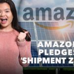 Amazon Pledges 'Shipment Zero'