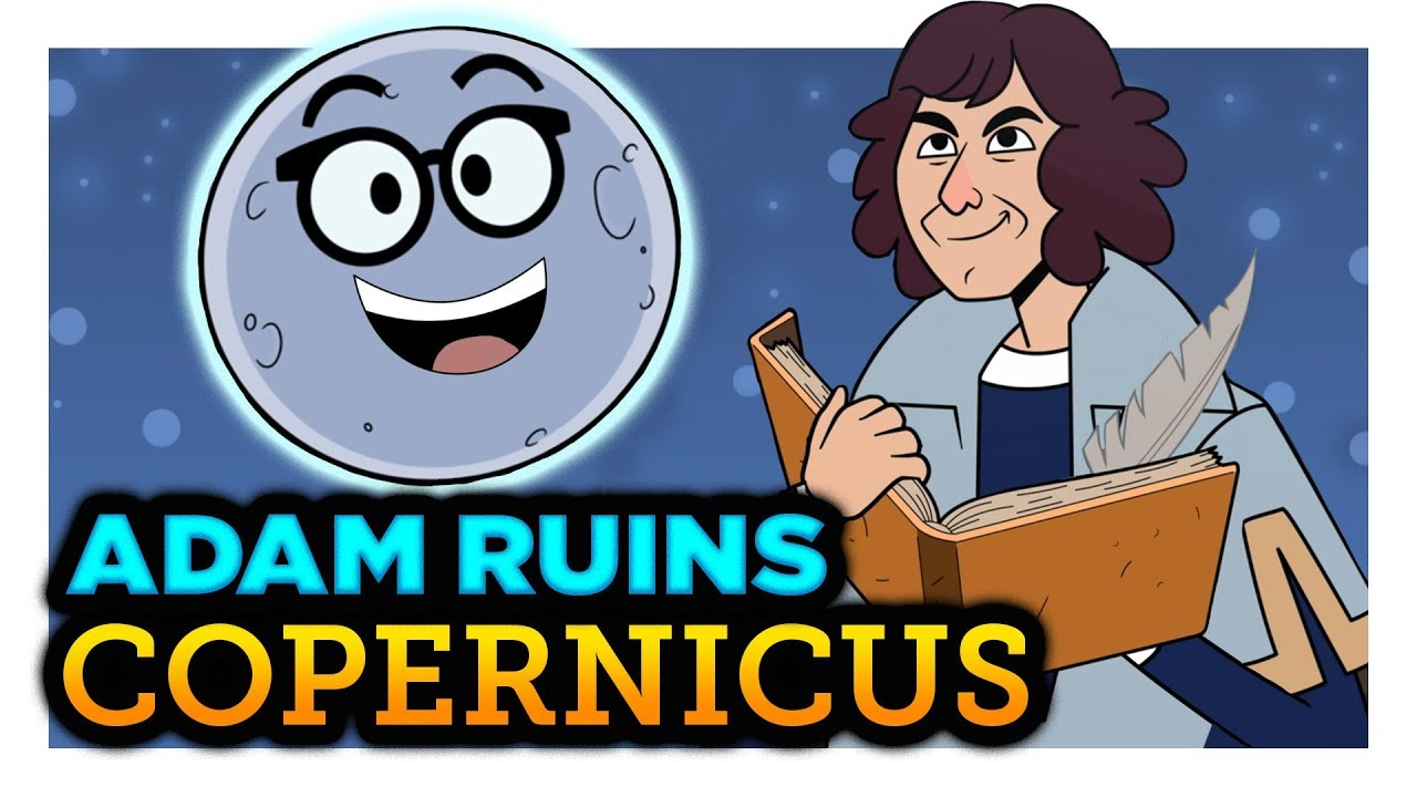 Did the Church Actually Hate Copernicus? | Adam Ruins Everything