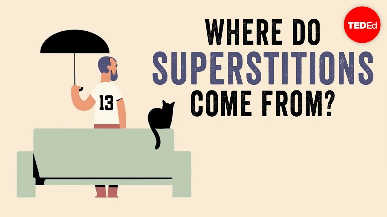 Where do superstitions come from? - Stuart Vyse