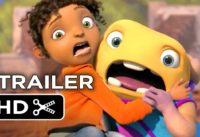 Home Official Trailer #1 (2015) - Jennifer Lopez, Rihanna Animated Movie HD
