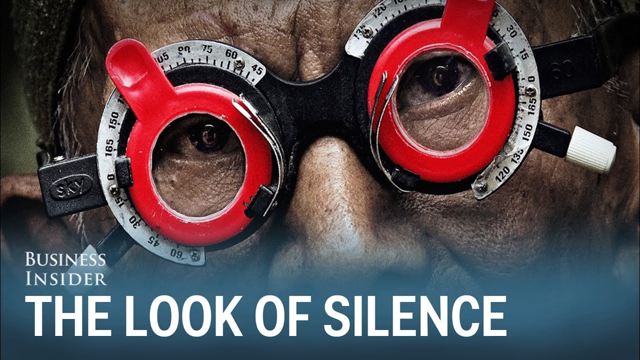 """Joshua Oppenheimer on two gut-wrenching scenes from """"The Look of Silence"""""""