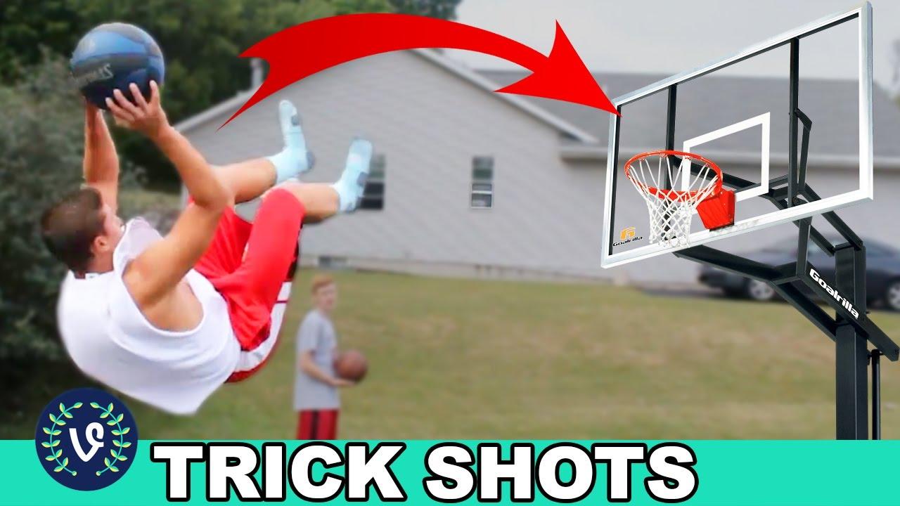 Epic Basketball Trick Shots Compilation - Funny Vines 2018