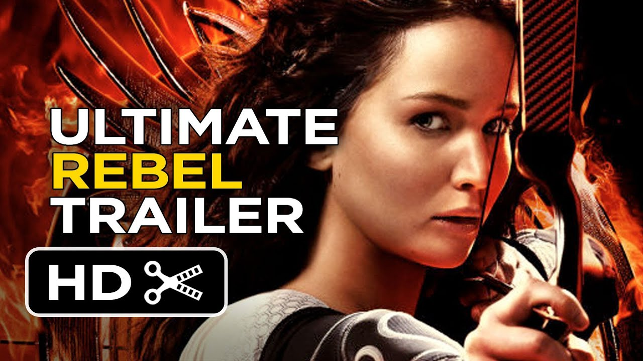 The Hunger Games: Catching Fire Ultimate Rebel Trailer (2013) HD