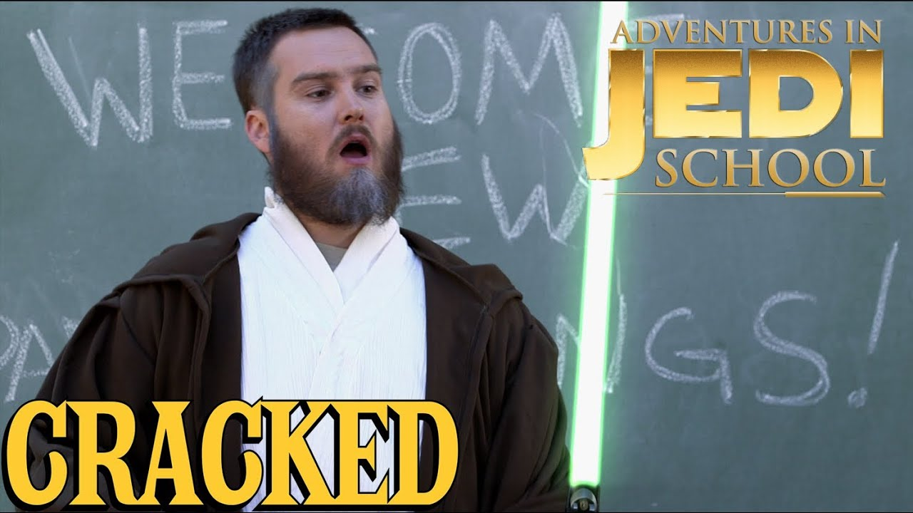 Sexism and Lightsaber Safety - Adventures in Jedi School